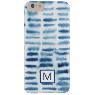 Indigio Watercolor Print Barely There iPhone 6 Plus Case