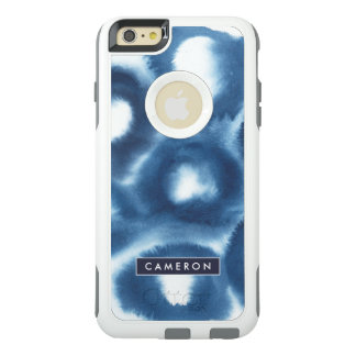 Indigio Watercolor Print Circles OtterBox iPhone 6/6s Plus Case