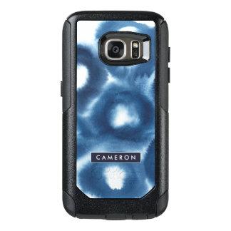 Indigio Watercolor Print Circles OtterBox Samsung Galaxy S7 Case