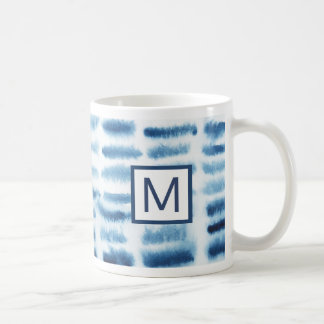 Indigio Watercolor Print Coffee Mug