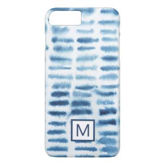 Indigio Watercolor Print iPhone 7 Plus Case