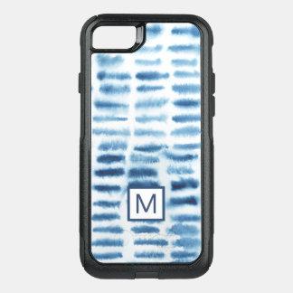 Indigio Watercolor Print OtterBox Commuter iPhone 7 Case