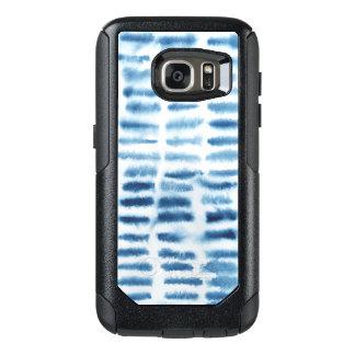 Indigio Watercolor Print OtterBox Samsung Galaxy S7 Case