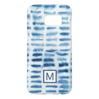 Indigio Watercolor Print Samsung Galaxy S7 Case