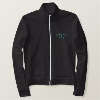 Indigo Bath&, Body Embroidered Jacket