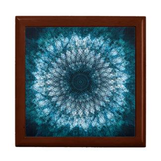Indigo Blue Mandala Gift Box