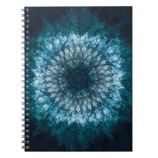 Indigo Blue Mandala Notebooks