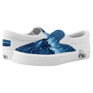 Indigo Blue Unisex Sneaker