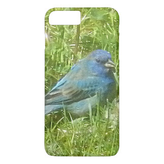 Indigo Bunting iPhone 8 Plus/7 Plus Case