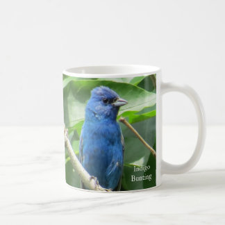 Indigo Buntings Coffee Mug by BirdingCollectibles