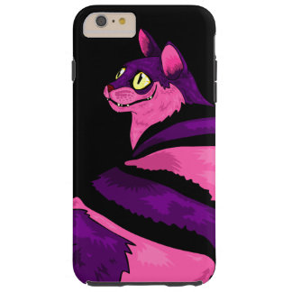 Indigo Cat Tough iPhone 6 Plus Case