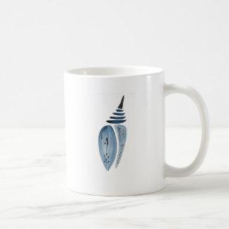 Indigo Cocoon Coffee Mug