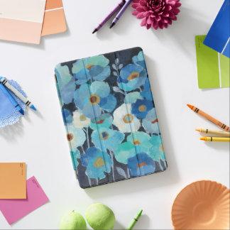 Indigo Flowers iPad Air Cover