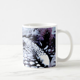 Indigo Koi on a great mug