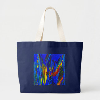 """INDIGO"" LARGE TOTE BAG"