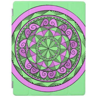 Indigo Mandala iPad Cover