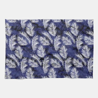 Indigo Palms Kitchen Towel