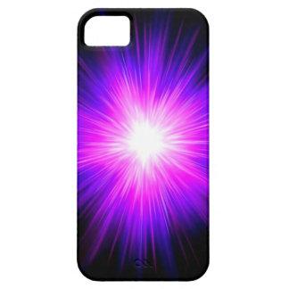 Indigo purple healing flame reiki divine energy iPhone 5/5S cases