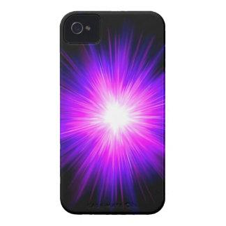 Indigo purple healing flame reiki divine energy iPhone 4 covers