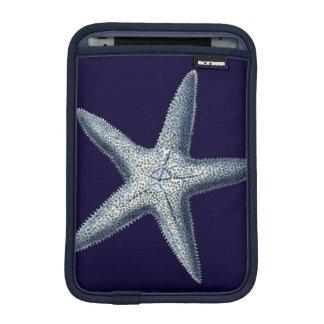 Indigo Shells IV iPad Mini Sleeve