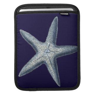 Indigo Shells IV Sleeves For iPads