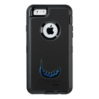 Indigo Tidings Madcap grin (Indigo) OtterBox iPhone 6/6s Case