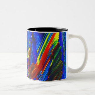 INDIGO Two-Tone COFFEE MUG
