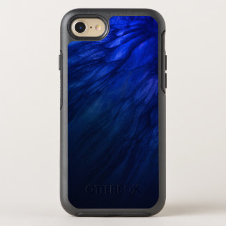 INDIGO WING Deep Blue OtterBox Symmetry iPhone 8/7 Case