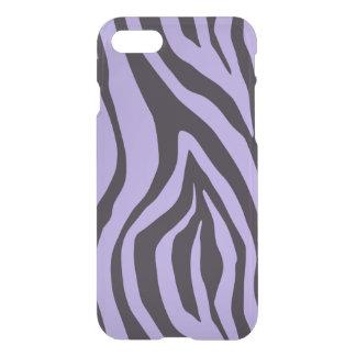 Indigo Zebra print iphone 7 case