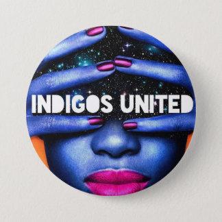 INDIGOS UNITED BUTTON