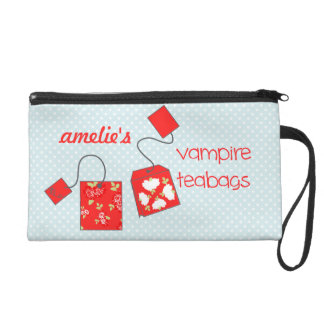 Indiscreet Vampire Teabags Pouch for Tampons