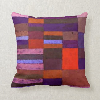 Individualized Altimetry Throw Pillow
