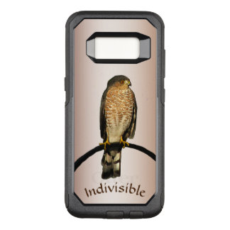 Indivisible Brown Hawk OtterBox Galaxy S8 Case