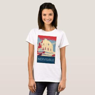 Indivisible DeRidder  with Slogan T-Shirt
