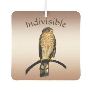 Indivisible Hawk Brown Air Freshener