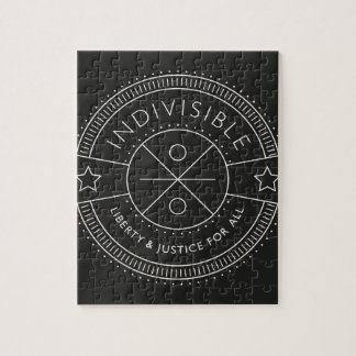 Indivisible, with liberty and justice for all. jigsaw puzzle