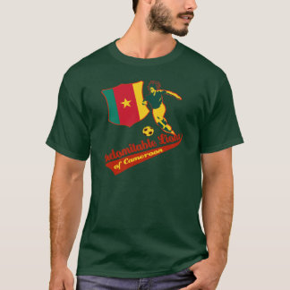 Indomitable Lions of Cameroon T-Shirt