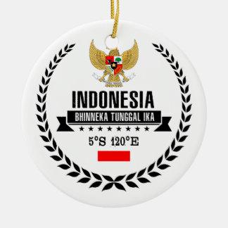 Indonesia Ceramic Ornament