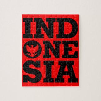 Indonesia Design Jigsaw Puzzle