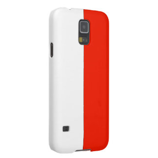 Indonesia Flag Galaxy S5 Covers