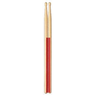 Indonesia Flag Drumsticks