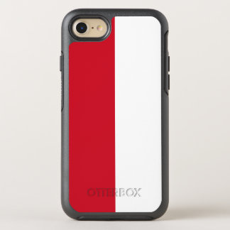Indonesia Flag OtterBox Symmetry iPhone 8/7 Case