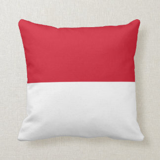 Indonesia Flag pillow