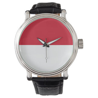Indonesia Flag Watch