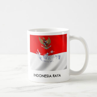indonesia, INDONESIA RAYA Coffee Mug