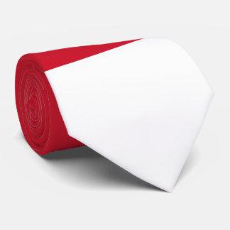 Indonesia/Monaco Flag Tie