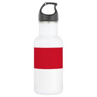 Indonesia National World Flag 532 Ml Water Bottle