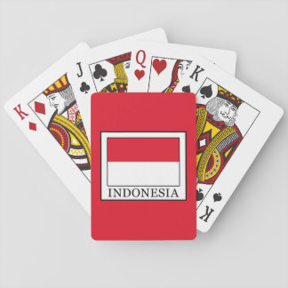 Indonesia Playing Cards