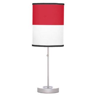 Indonesian flag Lamp