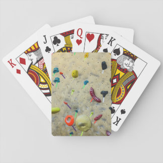 Indoor Climbing Wall - Sports - Holds Poker Deck